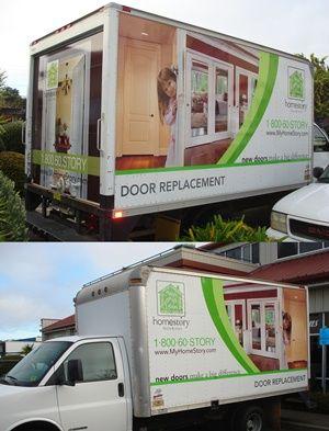 Homestory Truck
