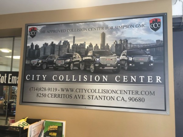 Auto dealer signs and graphics in Buena Park CA