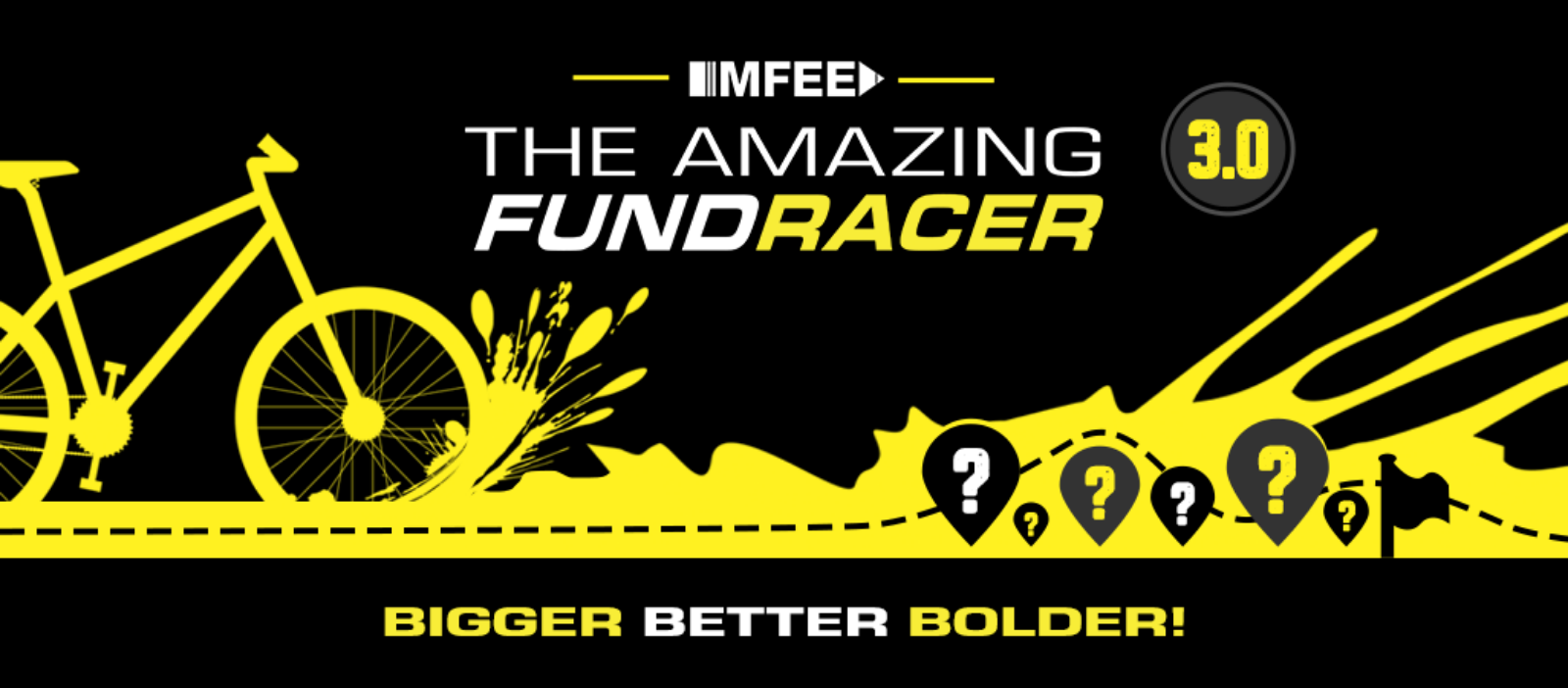 Don't Miss MFEE Amazing FundRACER, A Family-Friendly Festival , This Sunday!