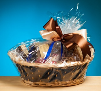 Holiday Gift Baskets for House Cleaning