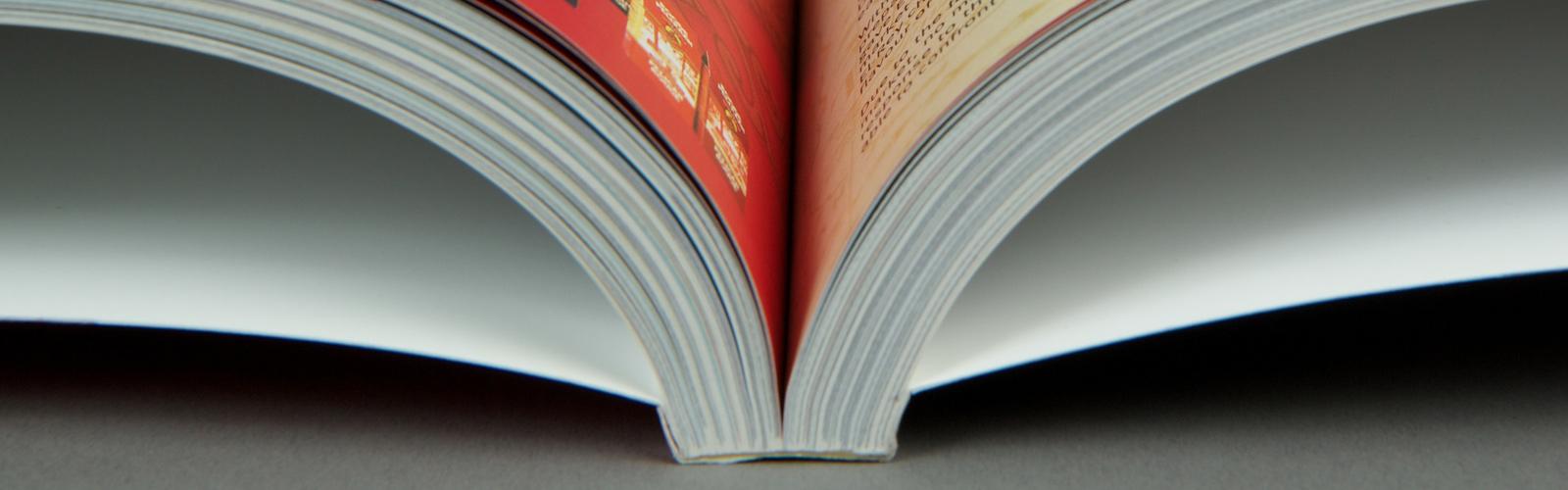 Full Colour & BW Books