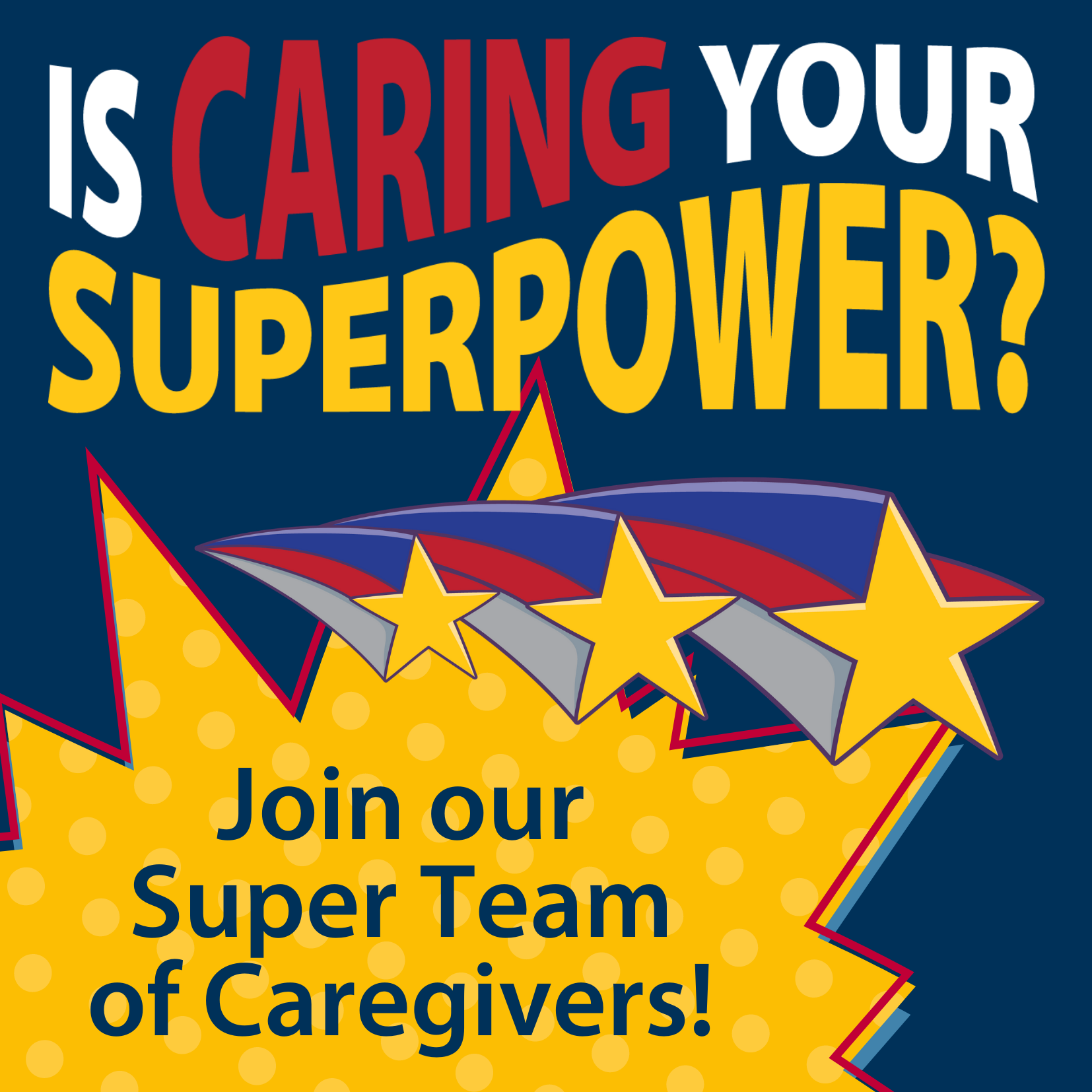 Is Caring Your SuperPower