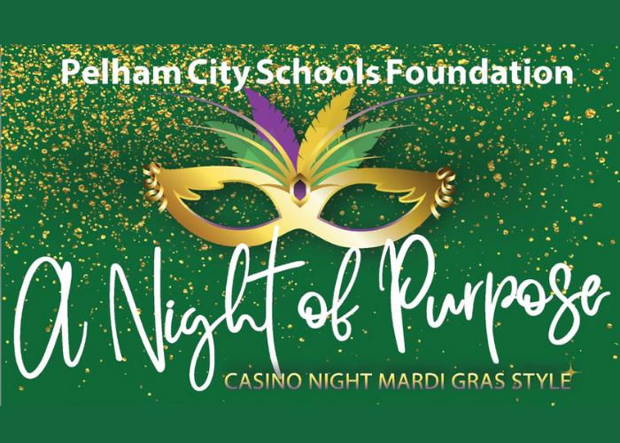 A Night of Purpose Fundraising Event