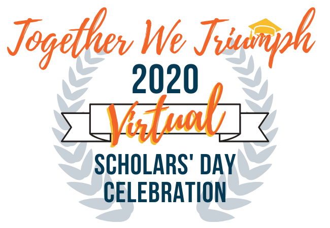 Virtual Scholars Day Celebration
