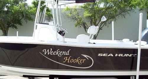 Boat Graphics 1
