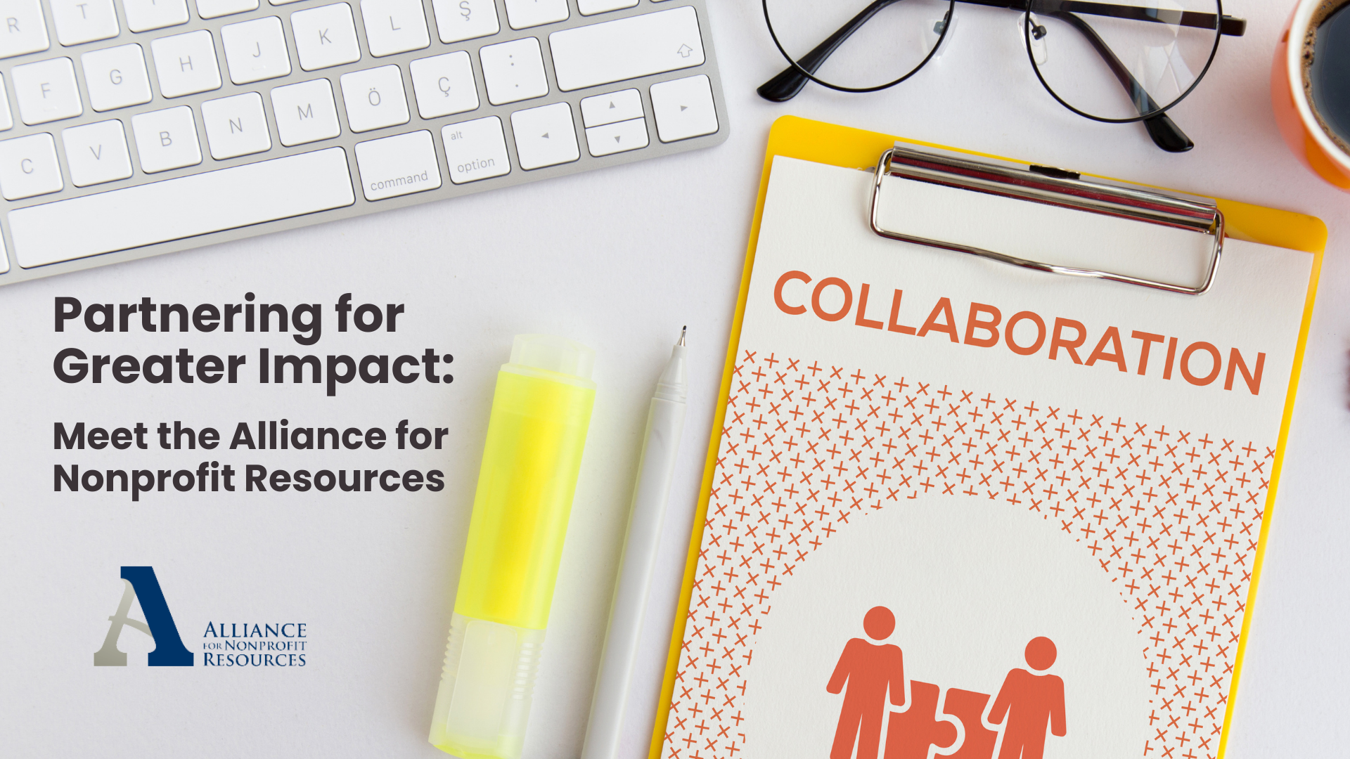 [Zoom Meet & Greet] Partnering for Greater Impact: Meet the Alliance for Nonprofit Resources