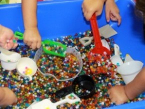 The Wonderful World of Water Beads!!