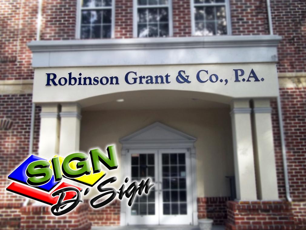 Robinson Grant