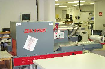 Seal-a-Tron Shrink Wrapping System
