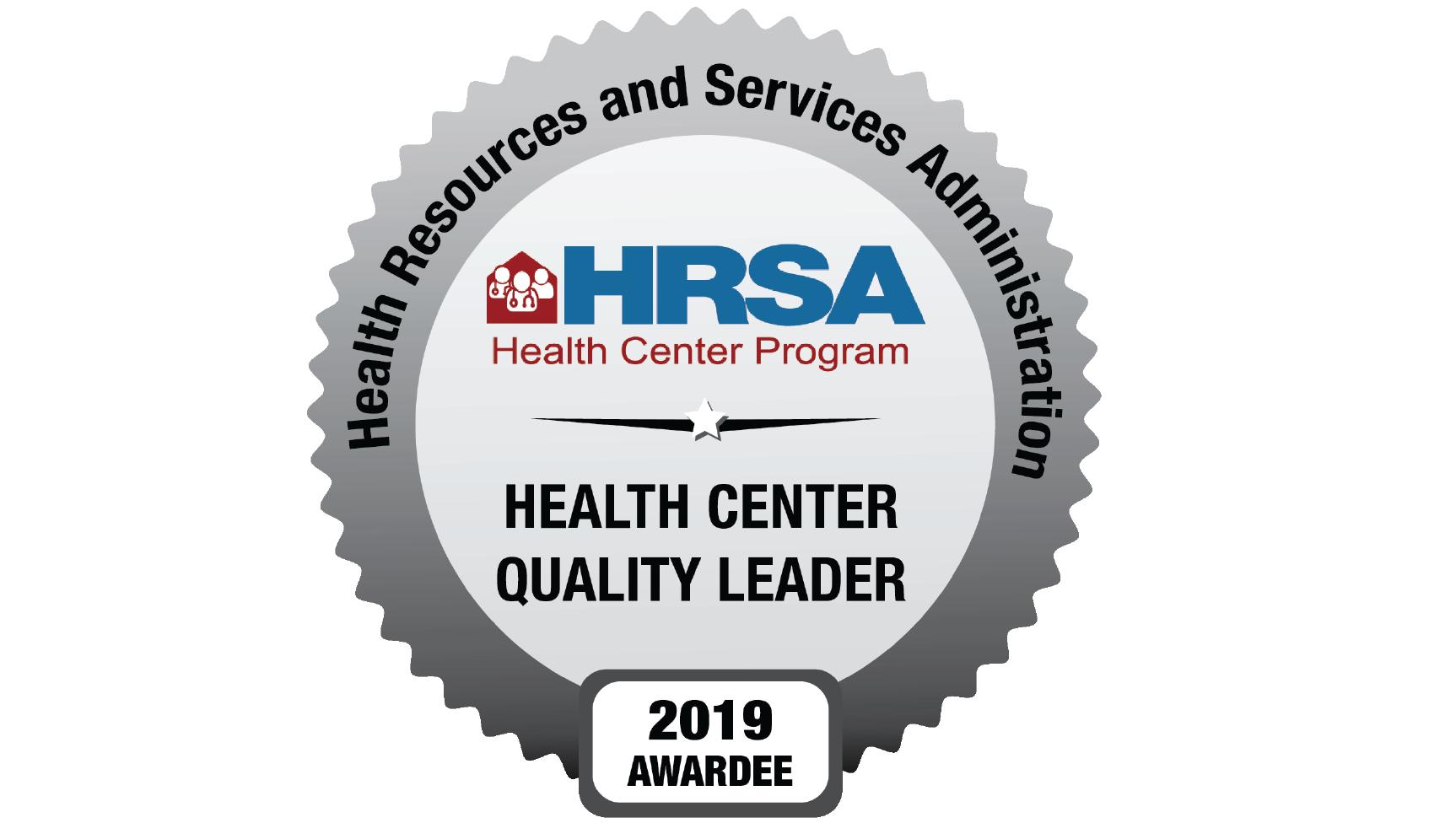 2019 Quality Leader Badge