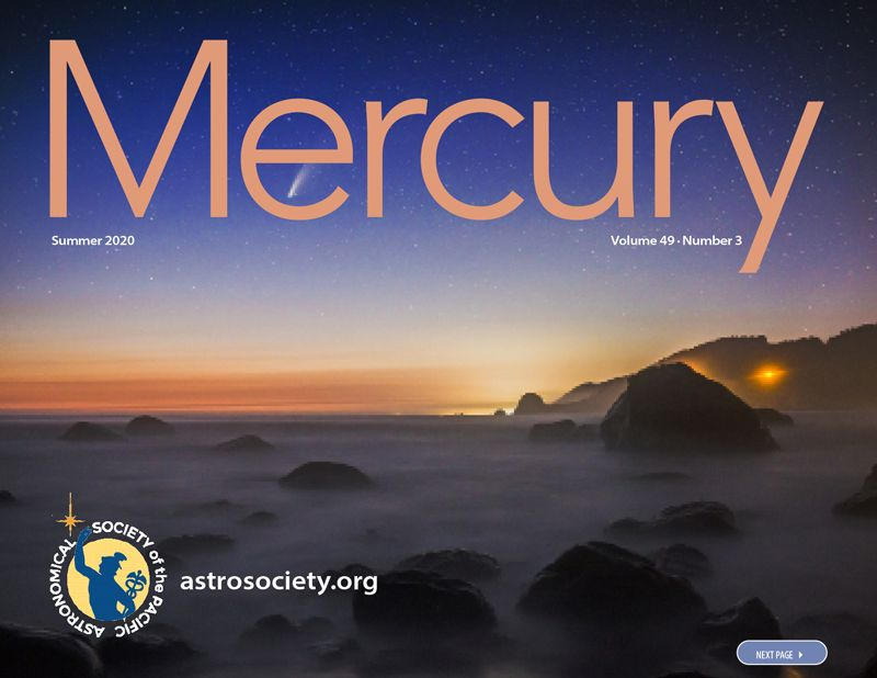 The Summer 2020 issue of Mercury is LIVE