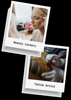 Non-Traditional Virtual Career Fair  |  Tattoo Artist, Nail Technician, Xenon, Barber, Cosmetologist