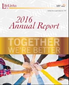 2016 - Together We're Better