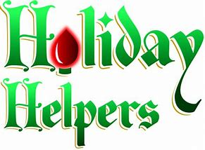 Holiday Helper - A Community Service
