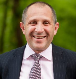 David Rosenberg, Board Treasurer