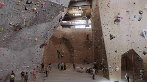 Backpack + Bleeders: Boulder Indoor Rock Climbing, Movement Climbing and Fitness