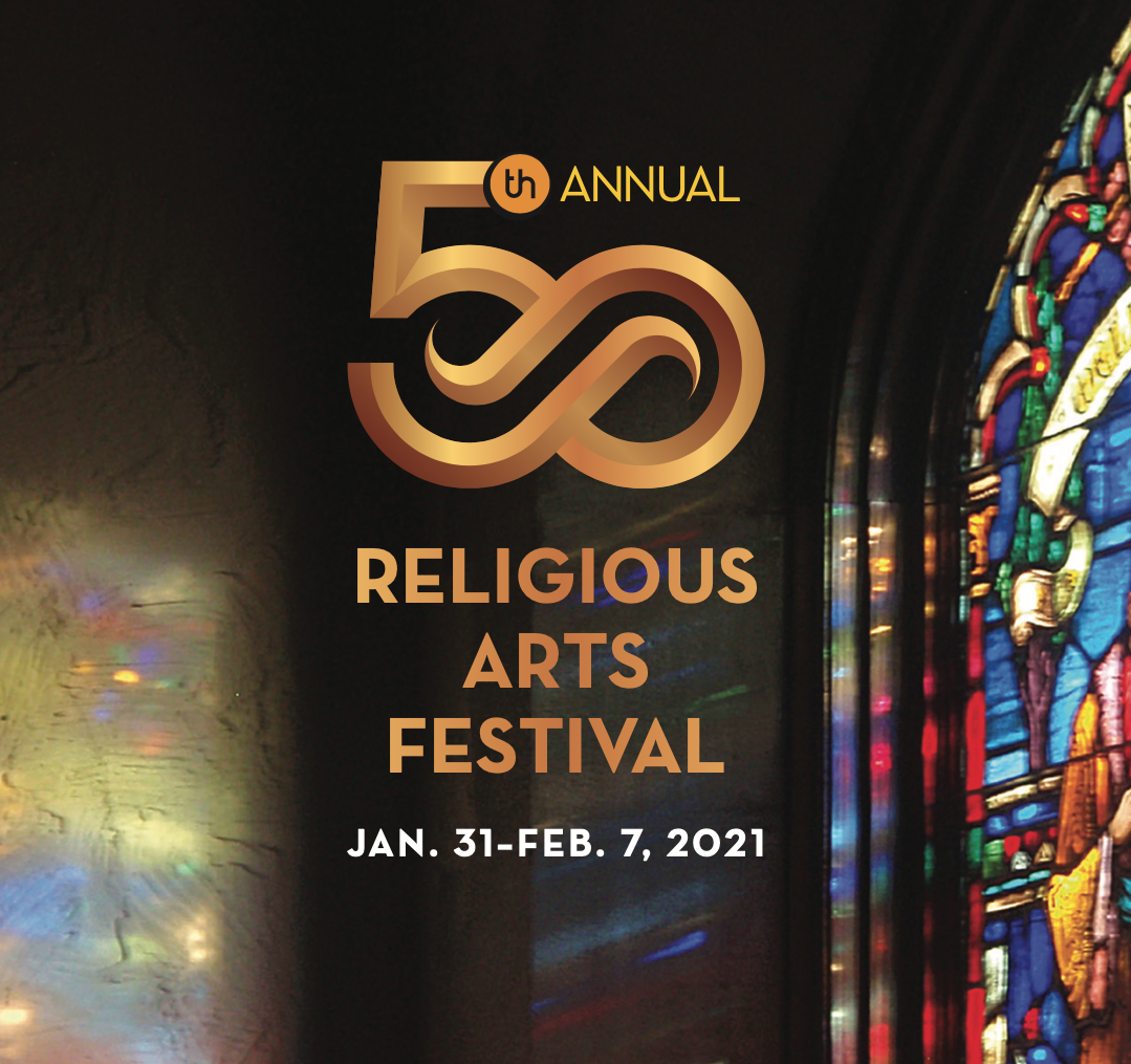 Religious Arts Festival: Service of Comfort and Healing
