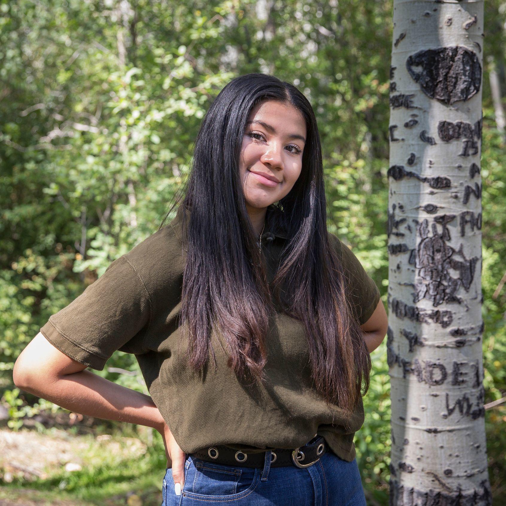 Meet Bright Futures Student Camilla Escobar