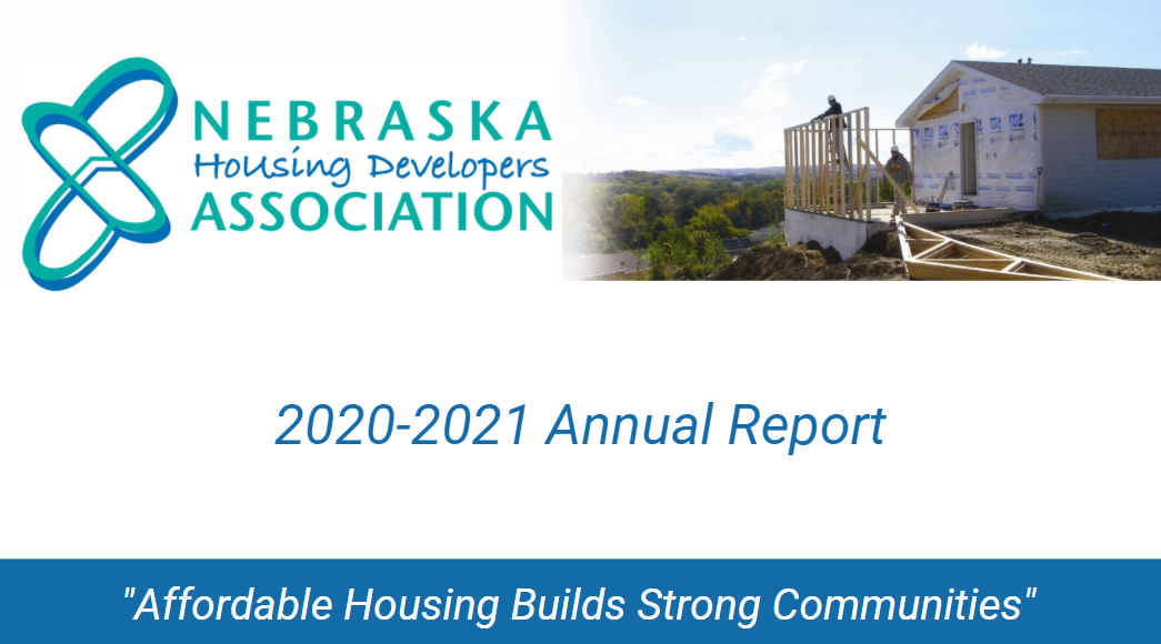 Read our 2020-2021 Annual Report!