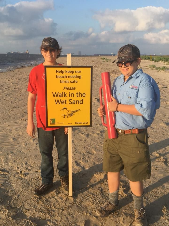 Walk in the Wet Sand Campaign