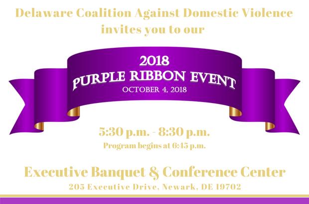2018 Purple Ribbon Event