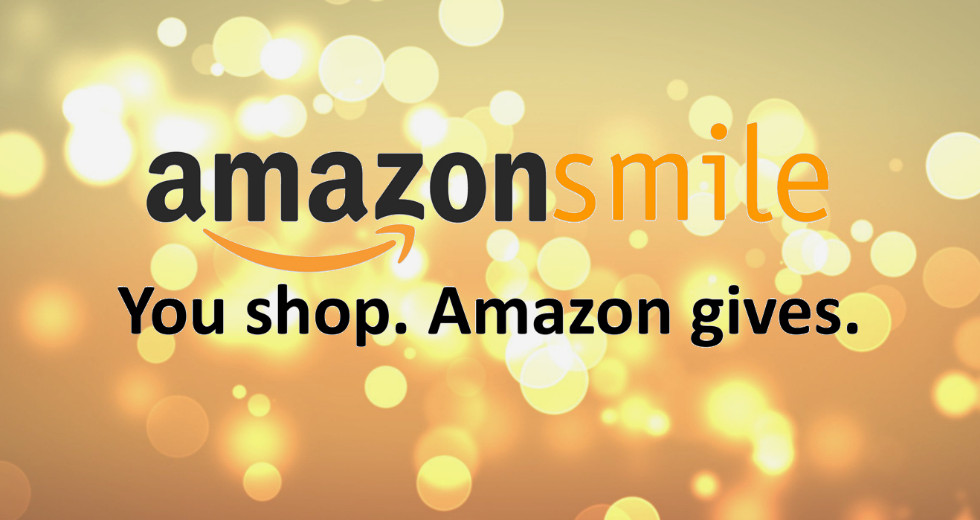 Help us Raise Funds with Amazon Smile!