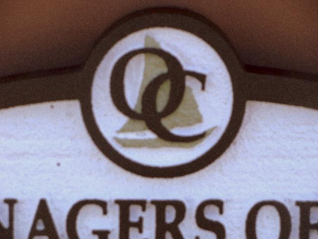 KA20571 - Close Up of Seashore Apartment Sailboat Logo Shown in Sign Number KA20570