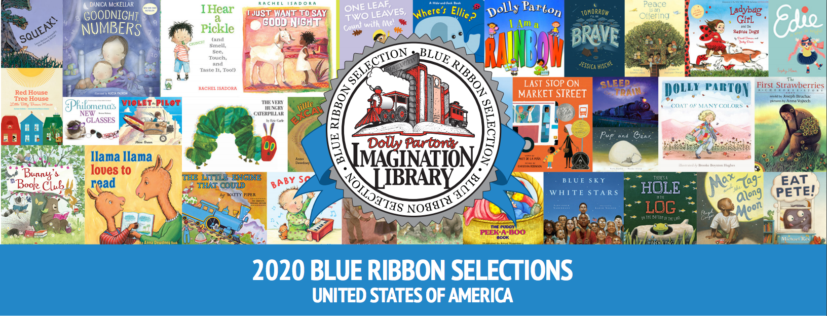 The 2020 Book Selections