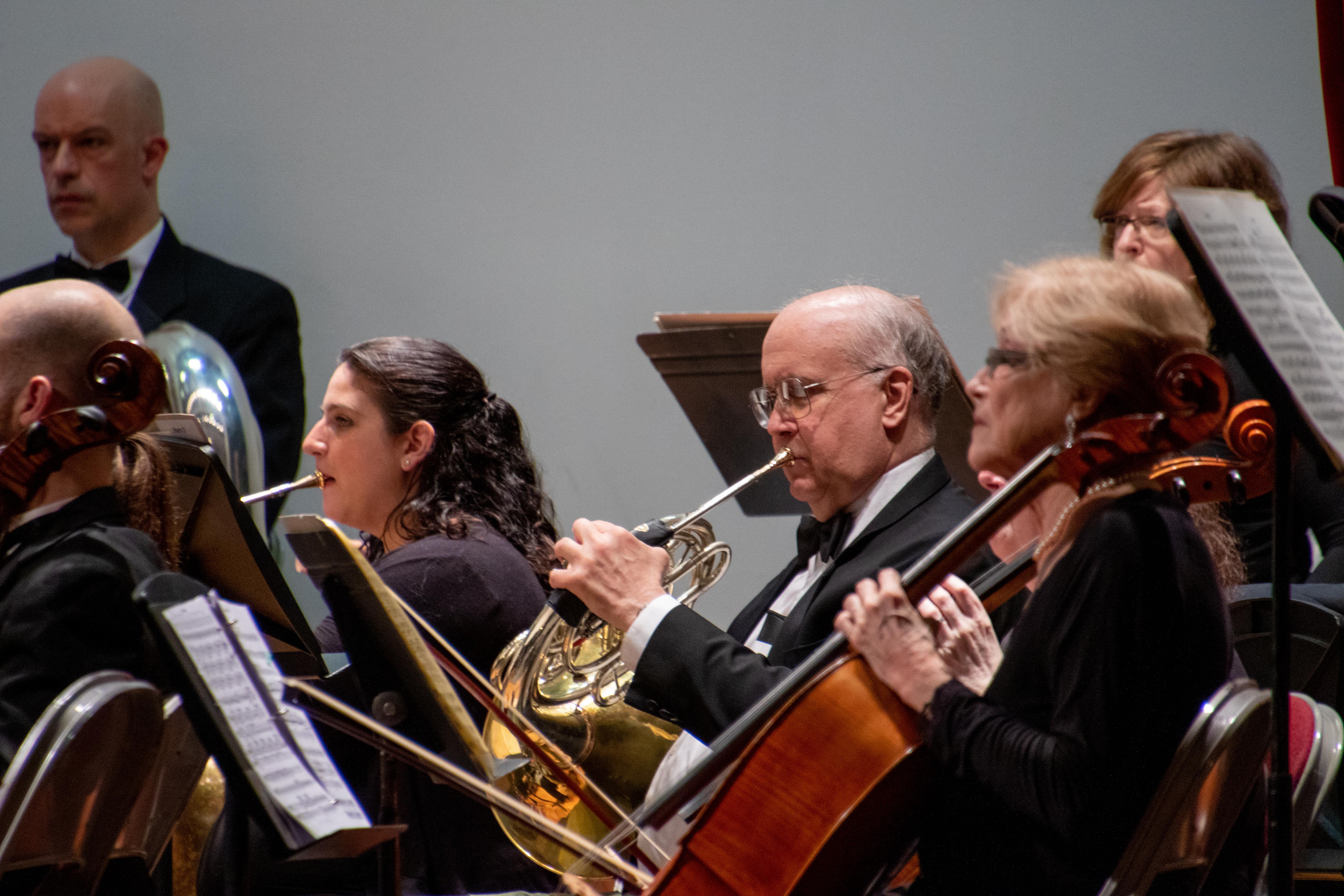 Catskill Symphony Orchestra 2019-2020 Concert Season