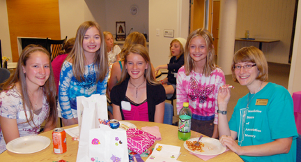 A Joyful Spirit: Girls, God and Fun Retreat at Annunciation Monastery
