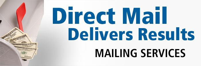 Direct Mail Service Curry Printing