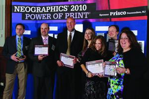 Astro Neo Awards 2010 Group Photo