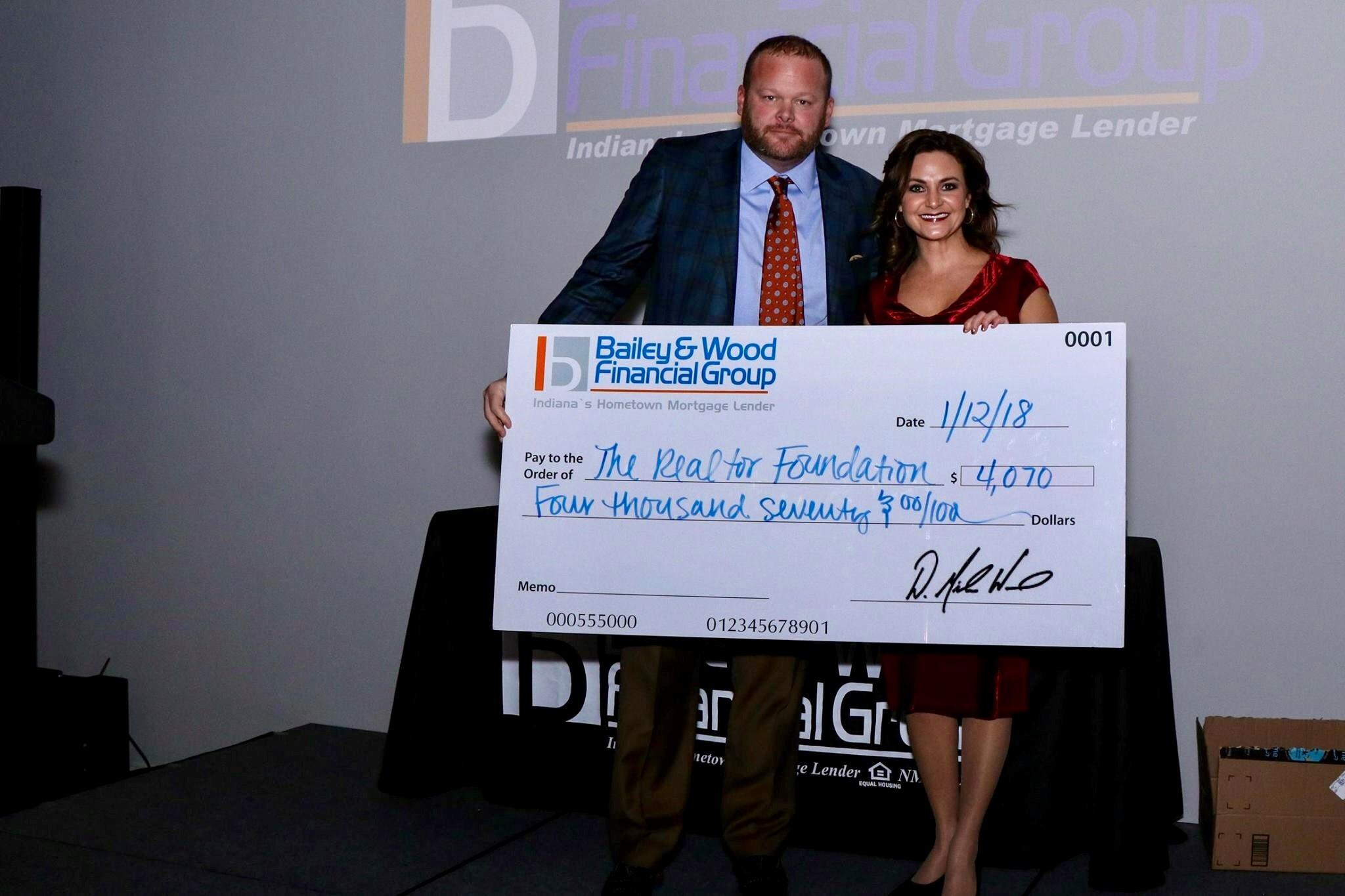 Mortgage Company Kick Starts 2018 Fundraising