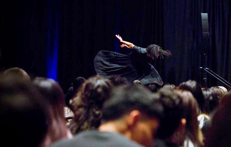 Felician Sister Serves as Keynote Speaker at Youth Conference