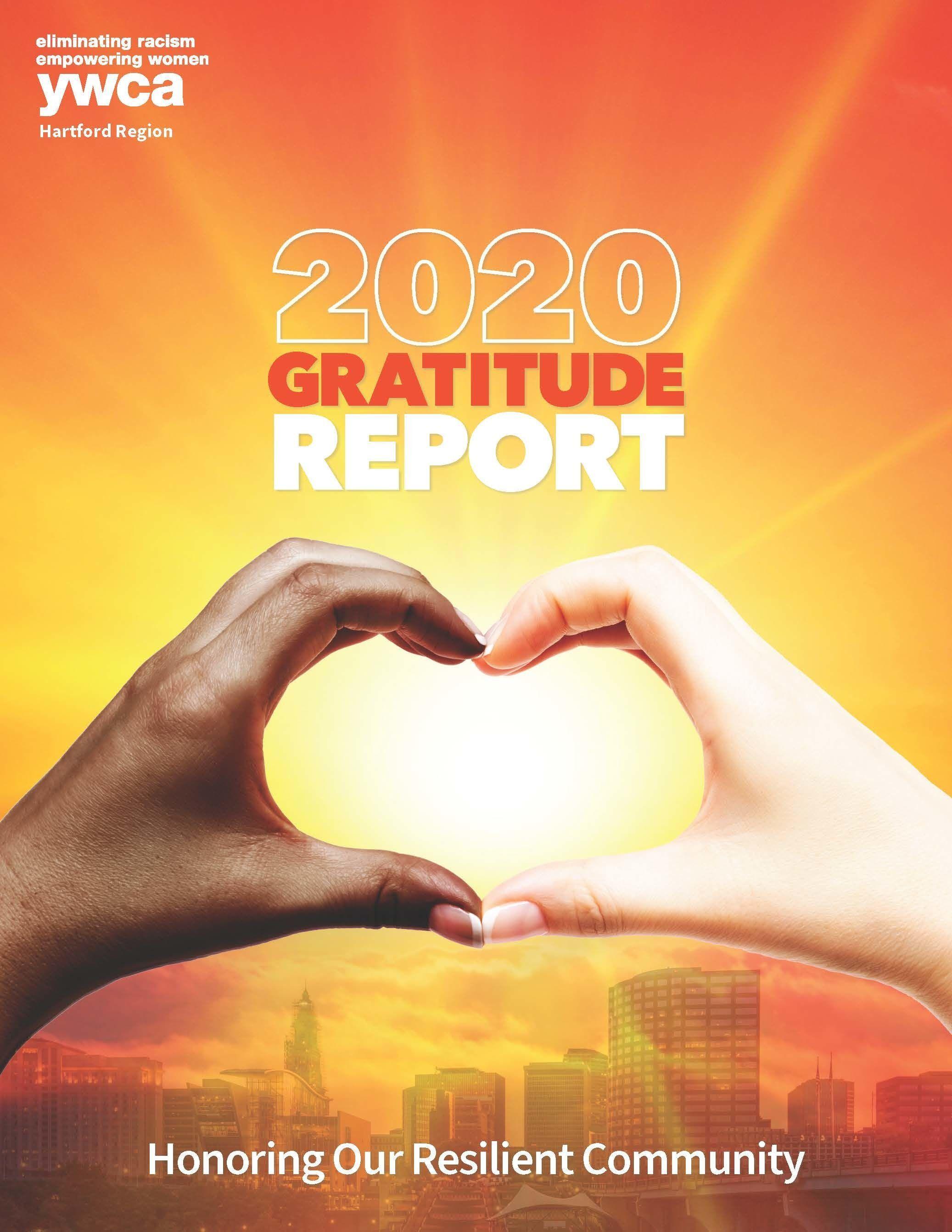 2020 Gratitude Report