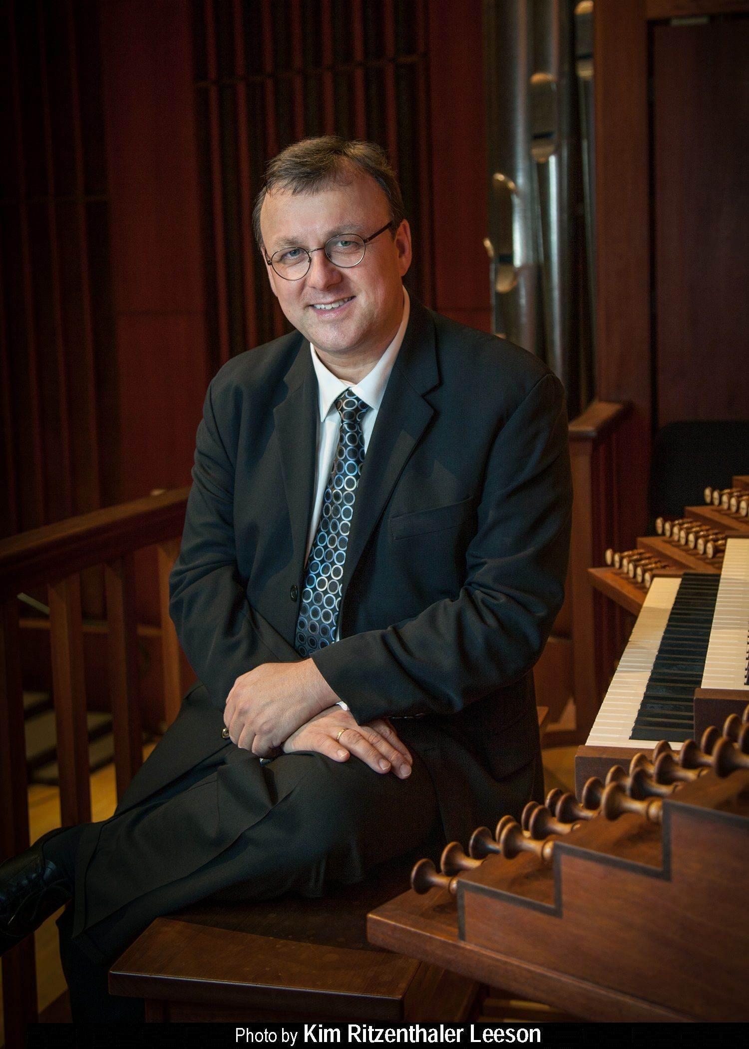 November Organ Recital: Stefan Engels