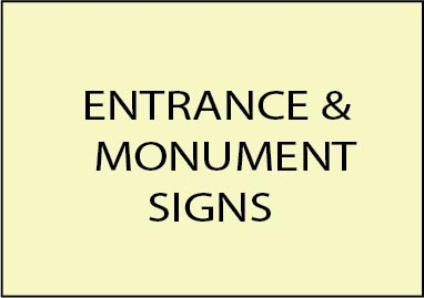 E14001 - Entrance & Monument Signs