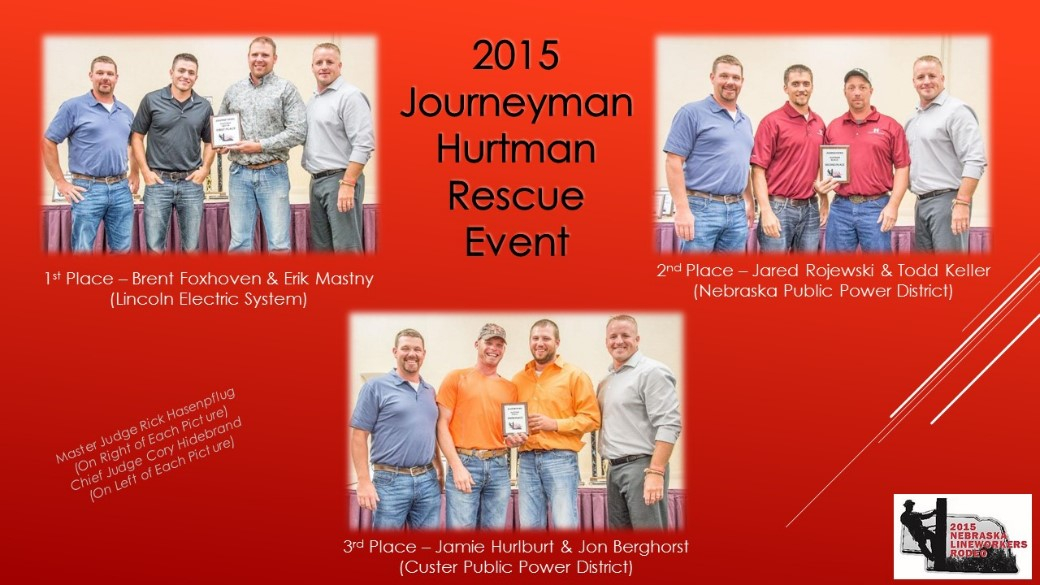 2015 Journeyman Hurtman Rescue