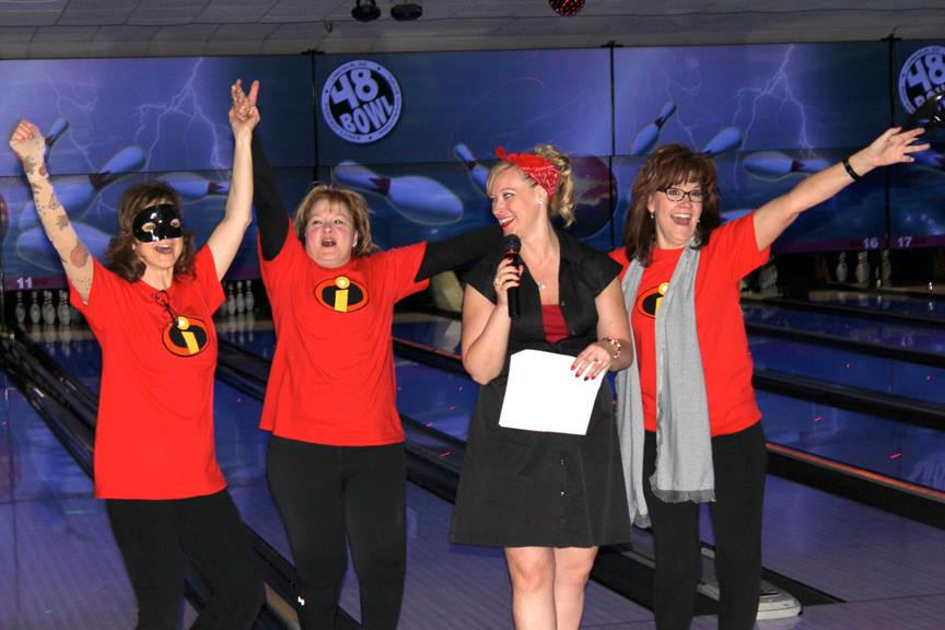 Strike Out Sexual Assault Bowl-a-Thon!