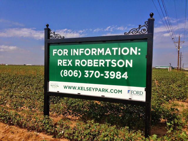 Property Signs Lubbock, TX - Elite Sign & Design