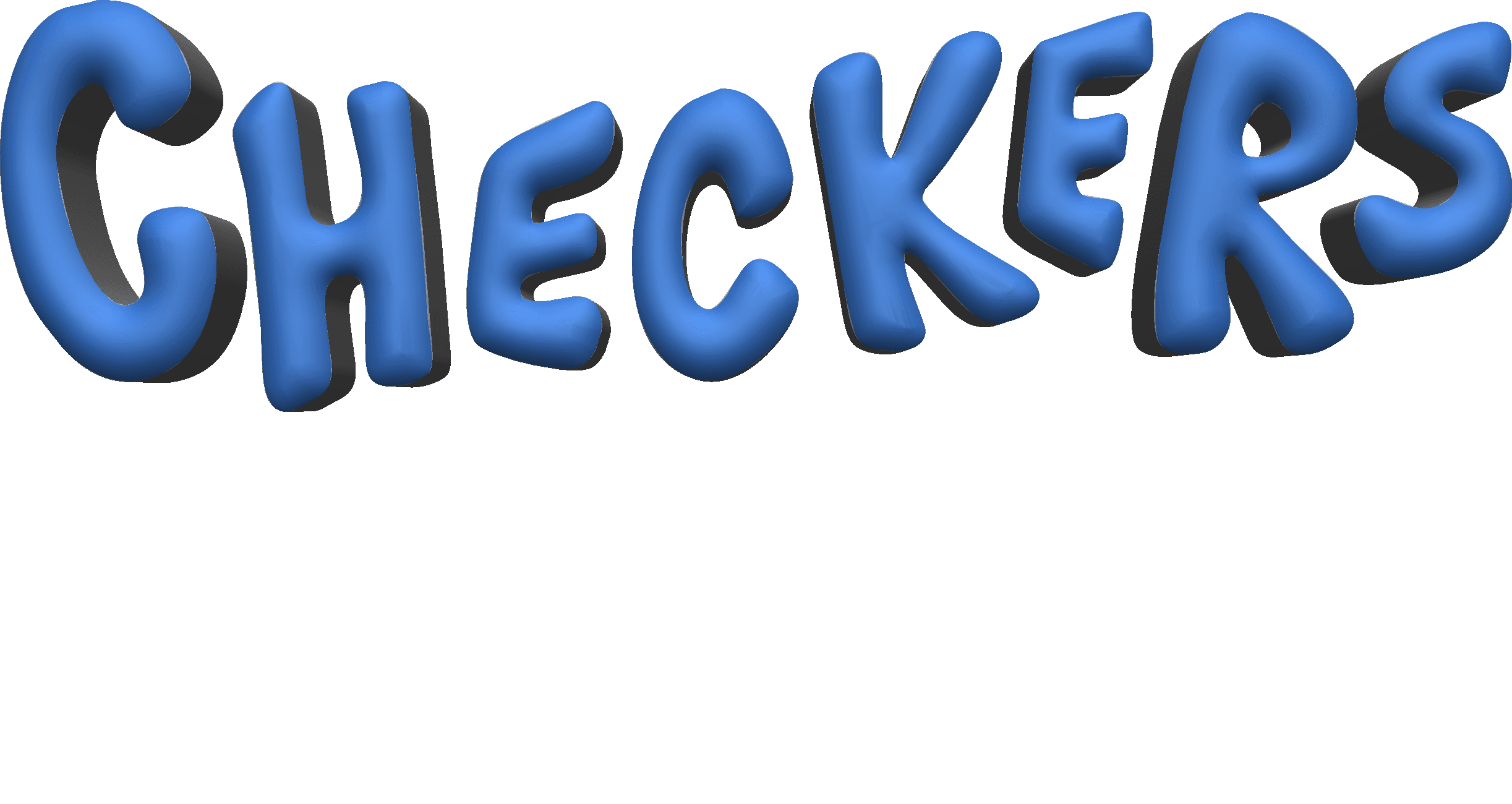 Special October Checkers TV