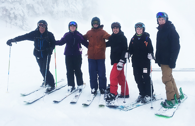 Ski Club Provides Opportunities to Explore the Great Outdoors