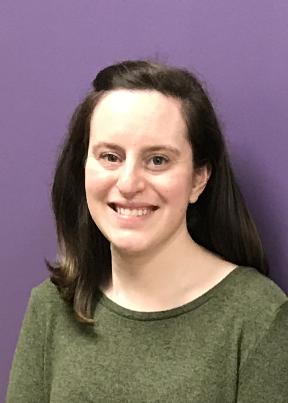 Nicole Battaglia, Youth Services Specialist