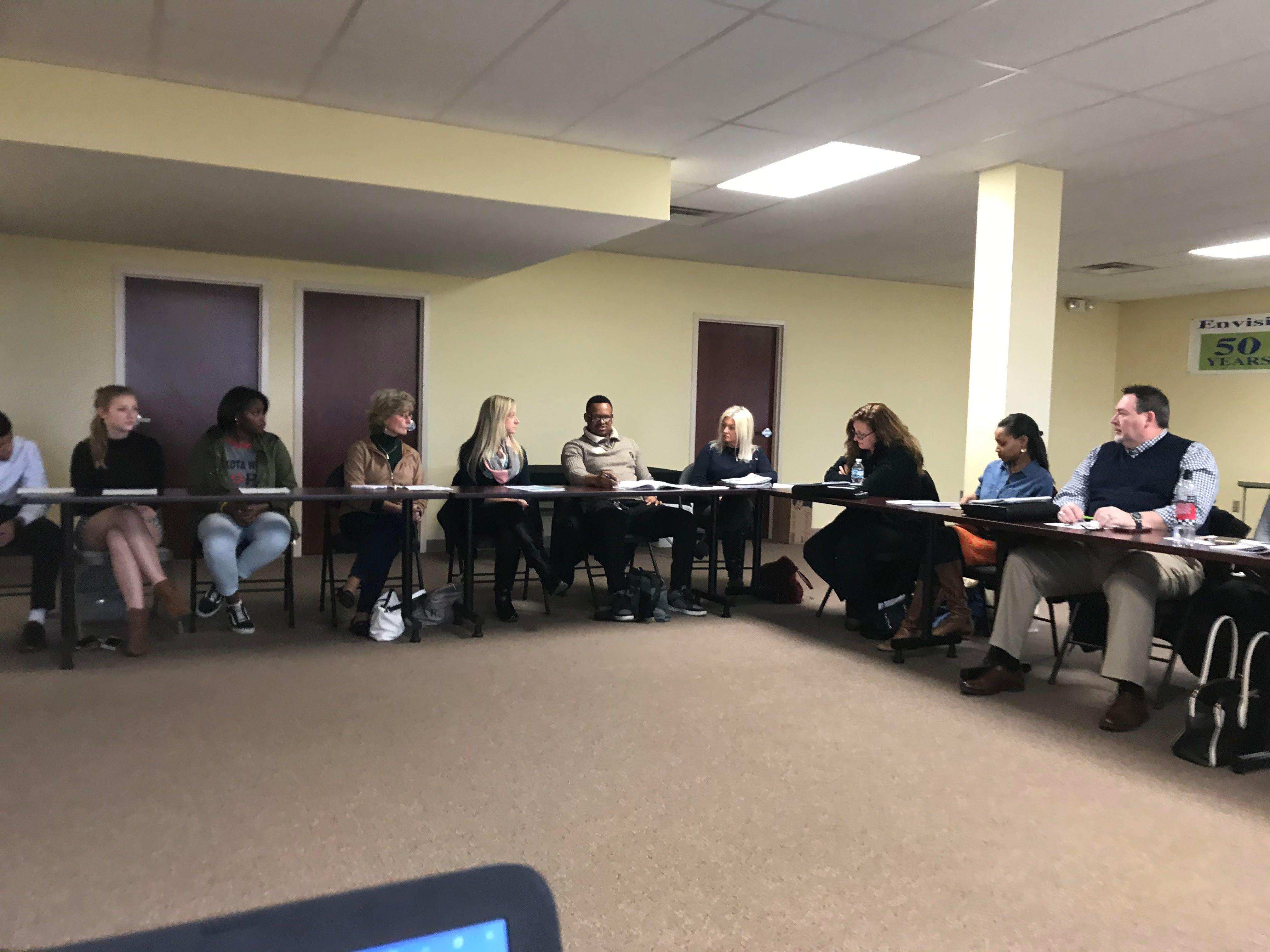 December Butler County Suicide Prevention Coalition Meeting Recap
