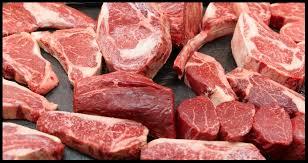 3 quarters of Henke Beef