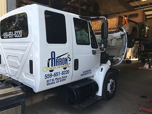 Aaron's Towing & Repair
