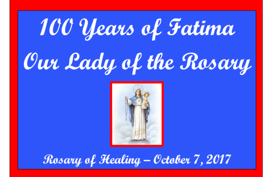 Rosary of Healing