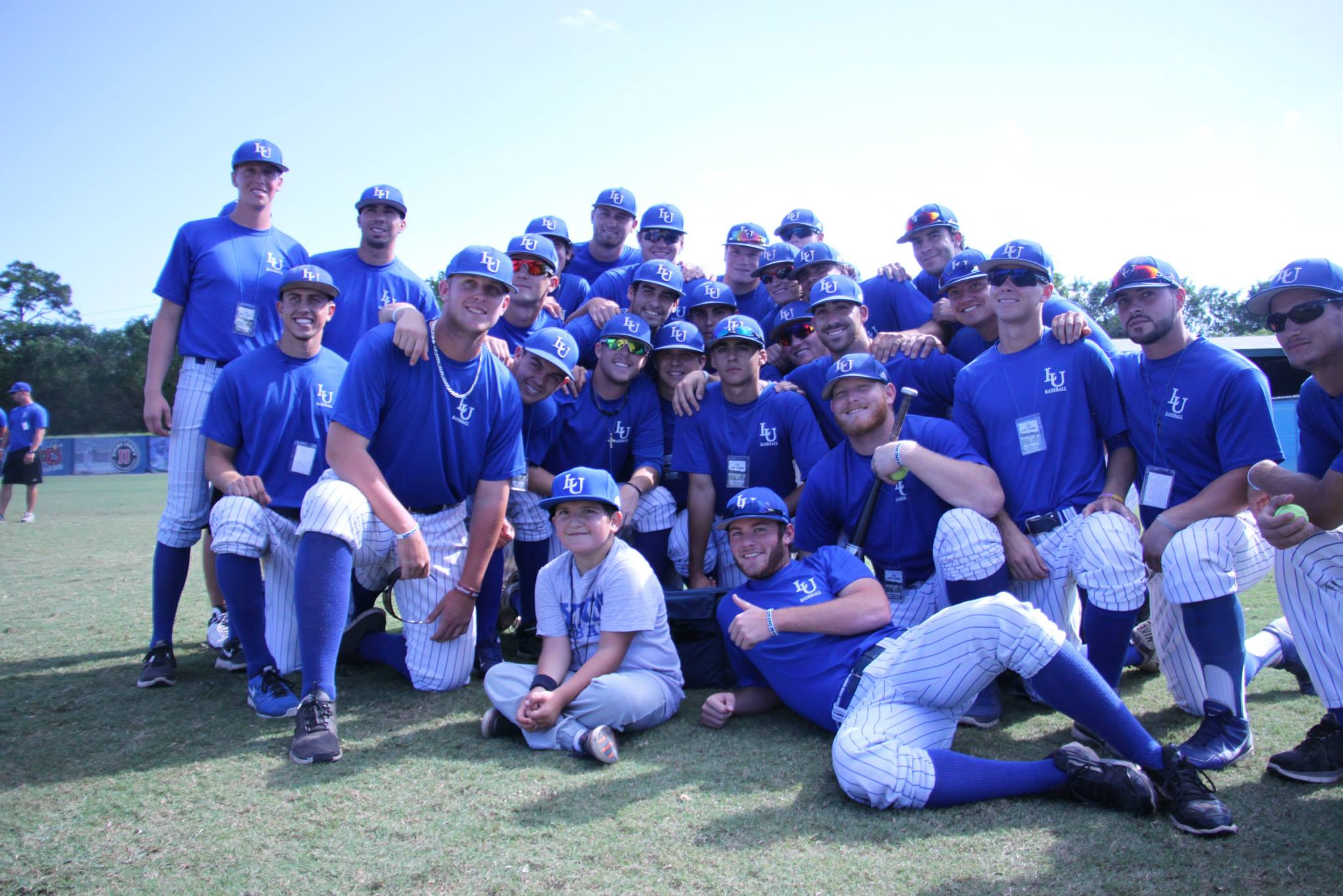 CBS Sports Network feature on Ari and the Lynn University Baseball Team