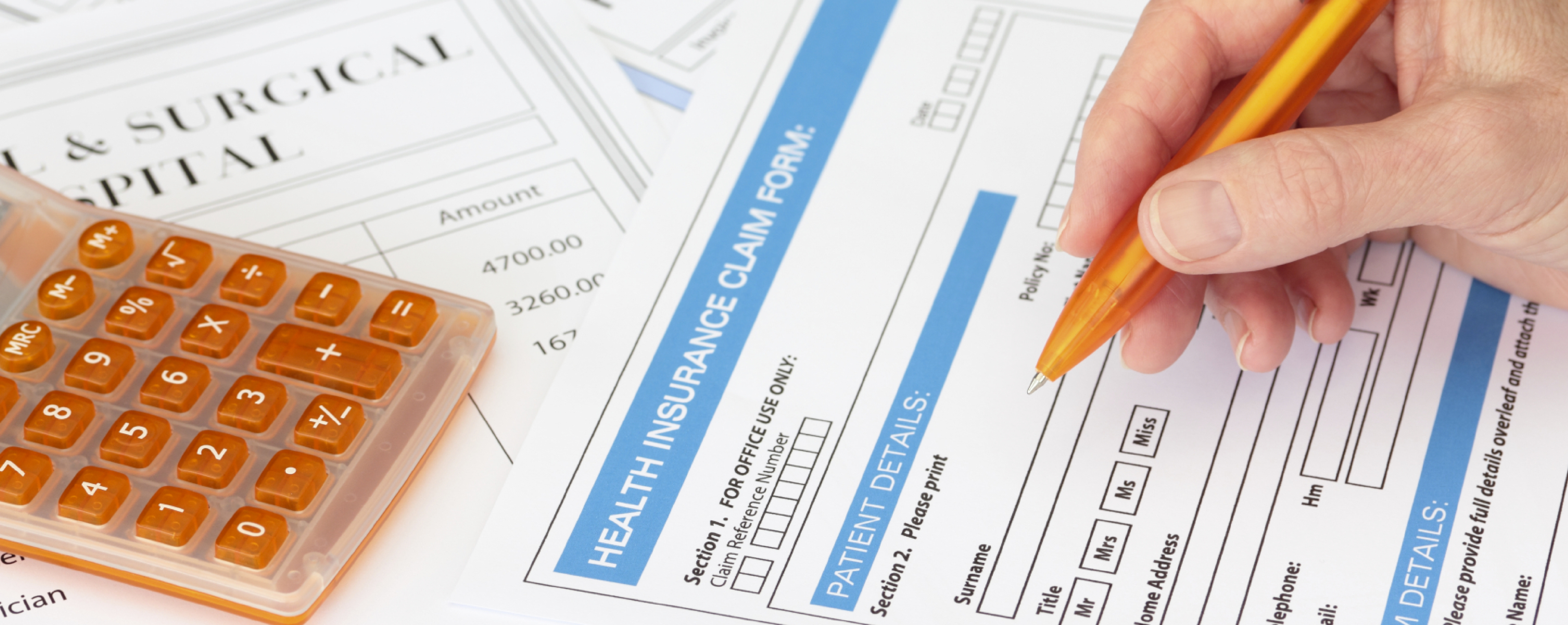 Forms that fit your business