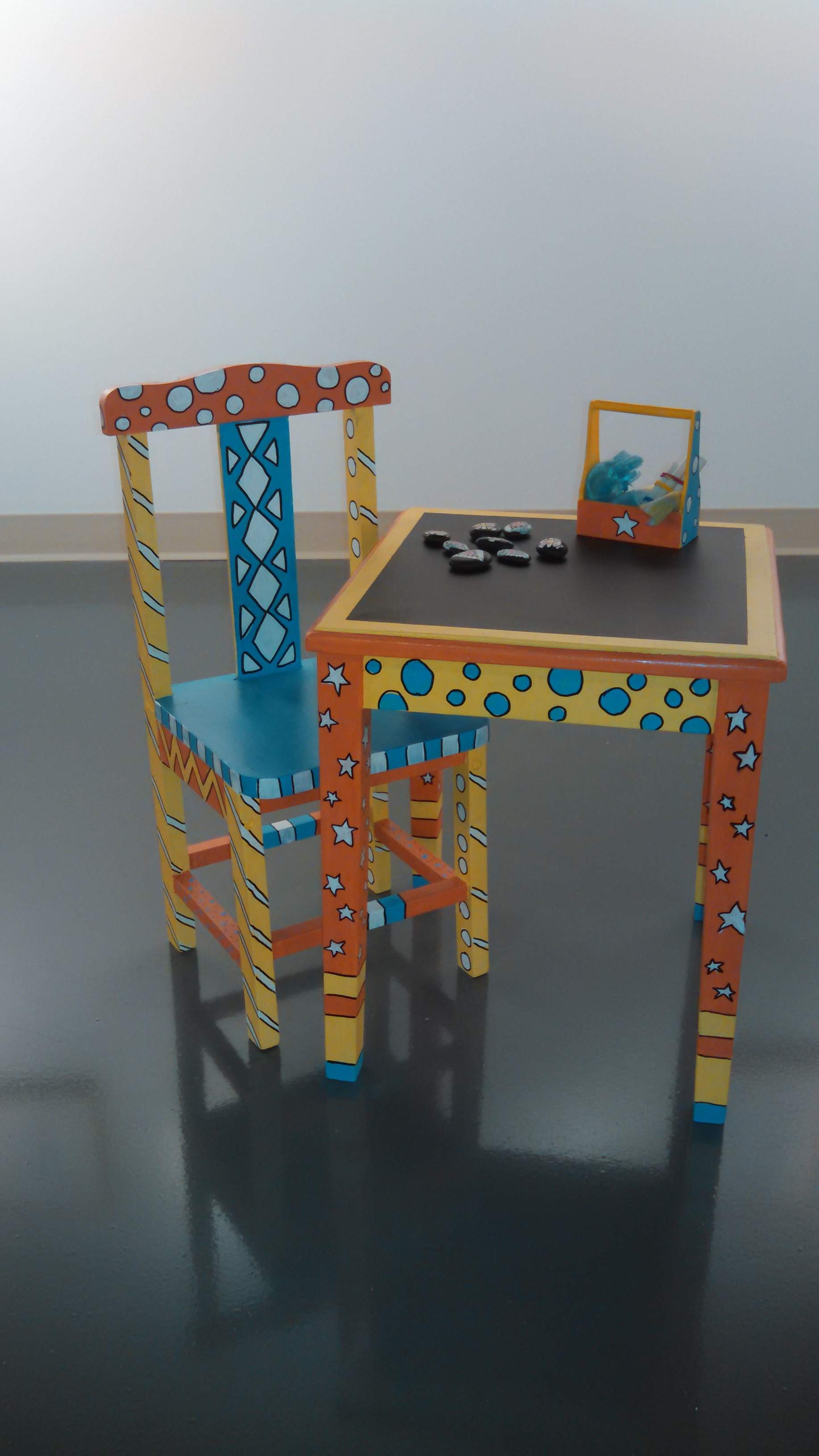 """""""My Little Space"""", Read, Write, Play, Create"""